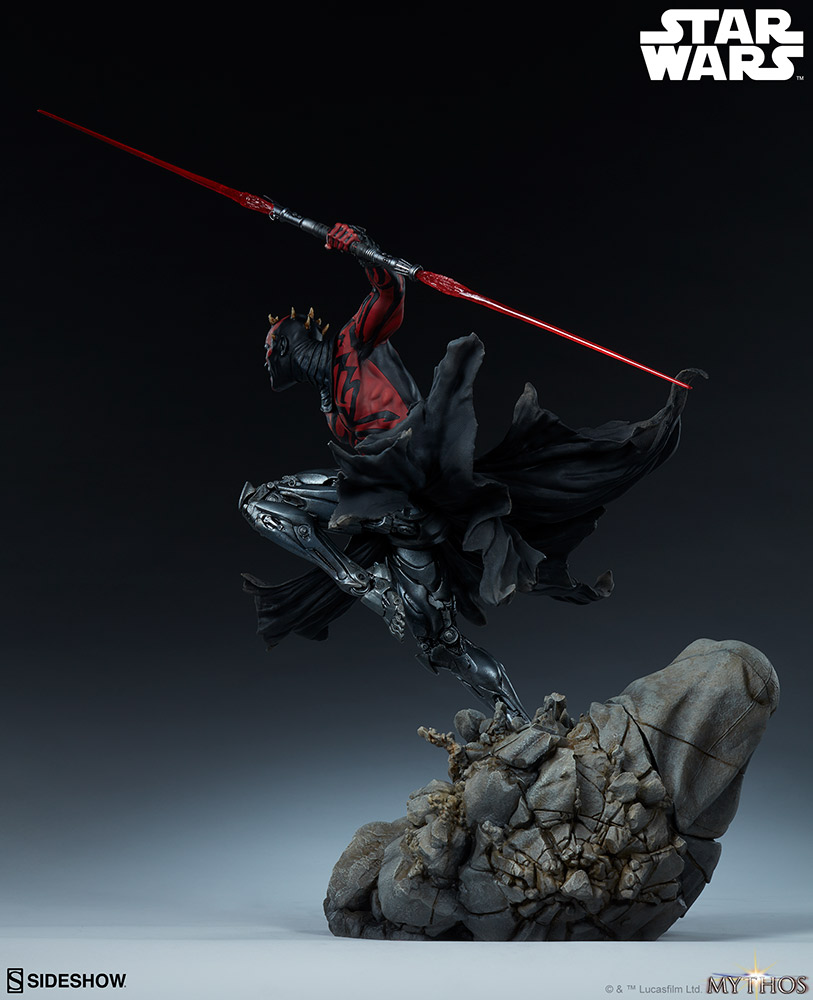 [Pre-Order] Star Wars - Darth Maul Mythos Statue